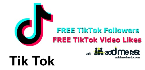 Free TikTok Followers and Video Likes